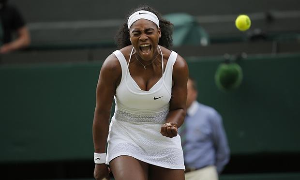 Wimbledon day eight