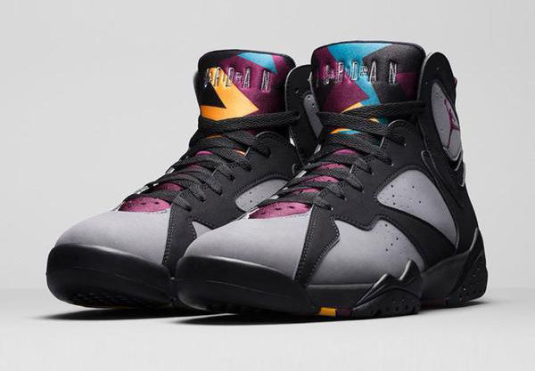 "b7801ff4366b The ""Bordeaux"" Air Jordan VII WILL Release In Almost Every Footlocker  Across The Country"