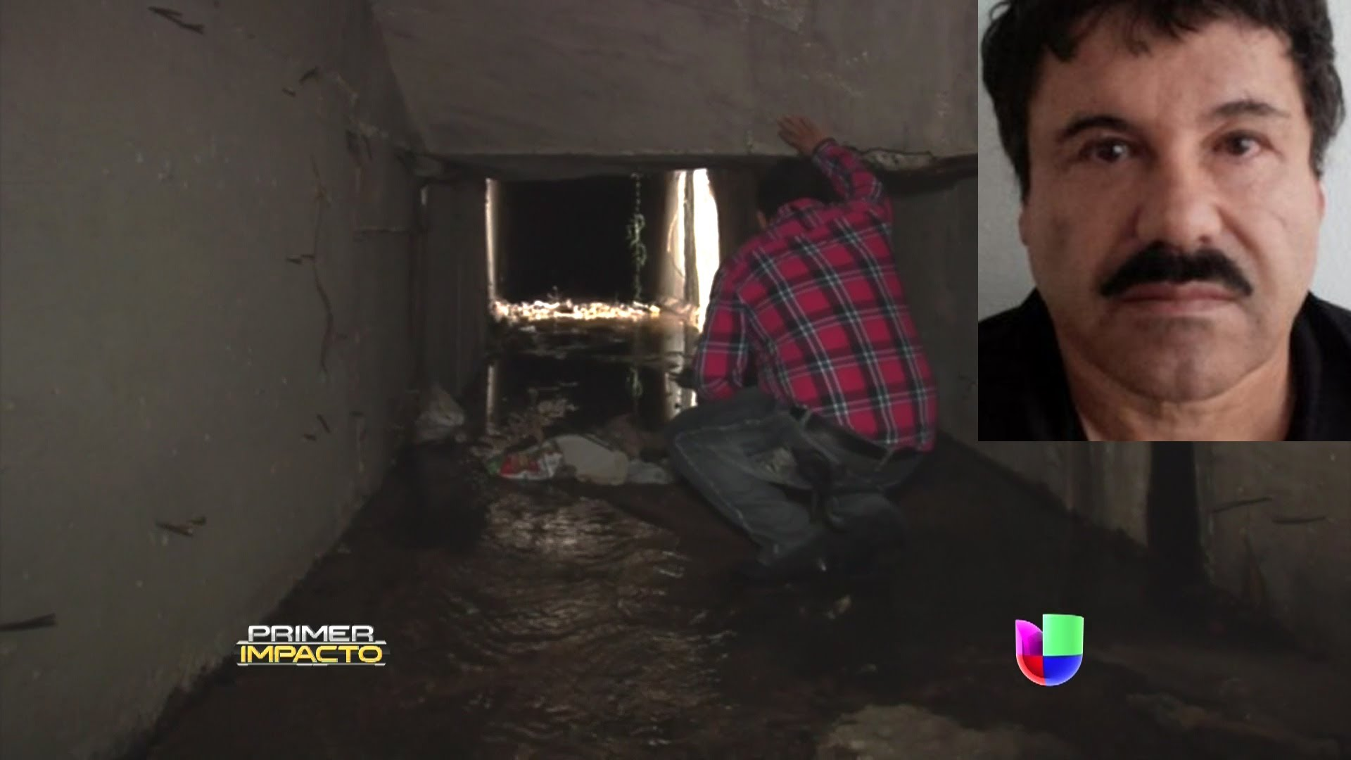 mexican drug czar  u0026quot el chapo u0026quot  escapes from prison