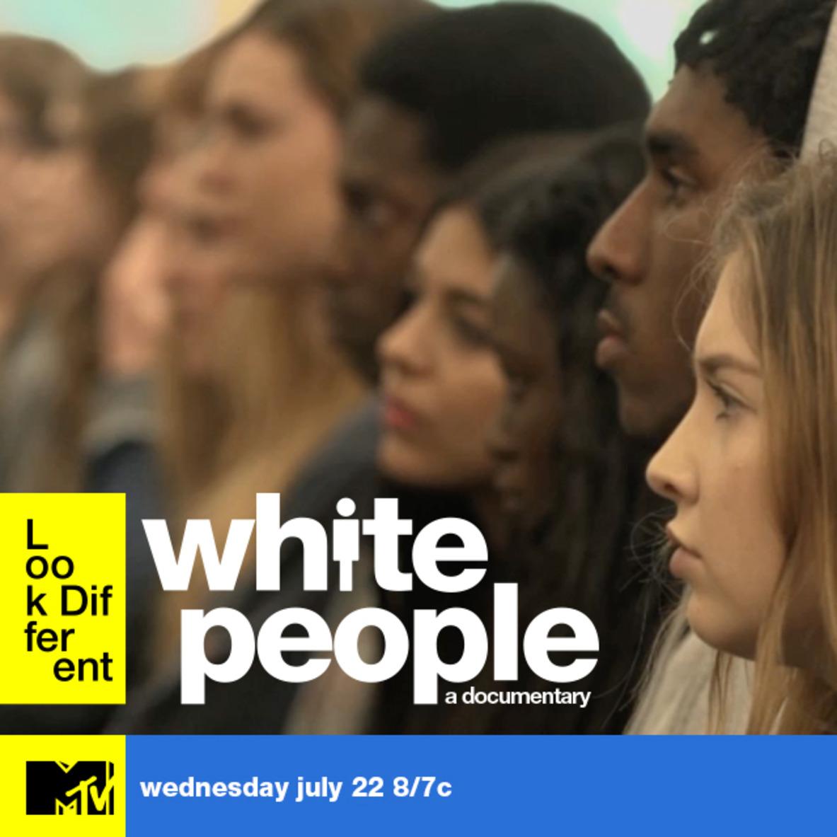 full white people social