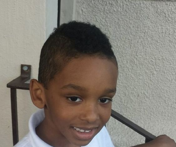 Boy Expelled From School Because Of Extreme Haircut