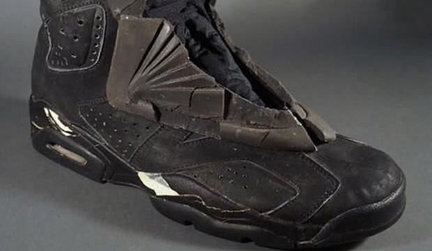8f5f105220f523 This Custom-Made Air Jordan 6 From  Batman Returns  Can Be Yours ...