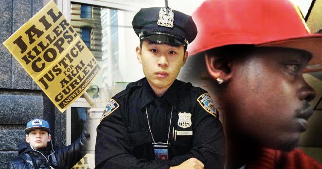 jail killer cops