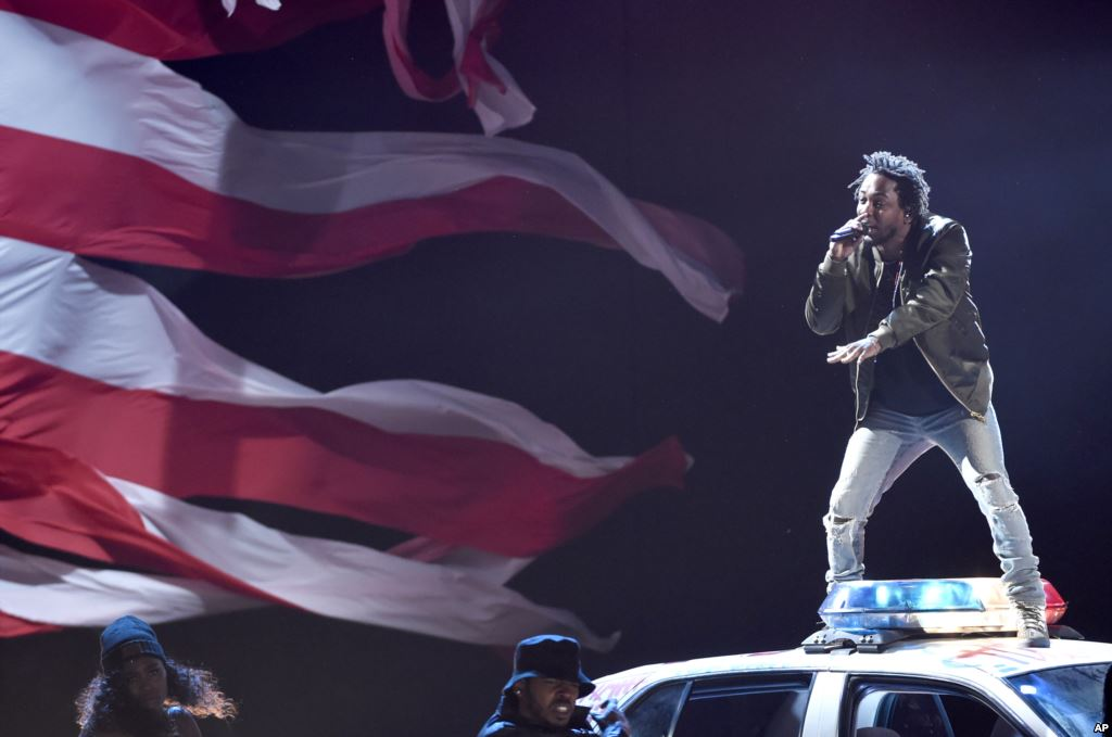 Kendrick lamar responds to geraldo rivera 39 s criticism of his bet awards performance the source