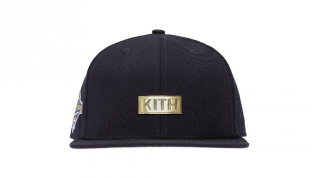 "cc1326282c874 KITH pays homage to the New York Yankees with ""World Series"" 59FIFTY ..."