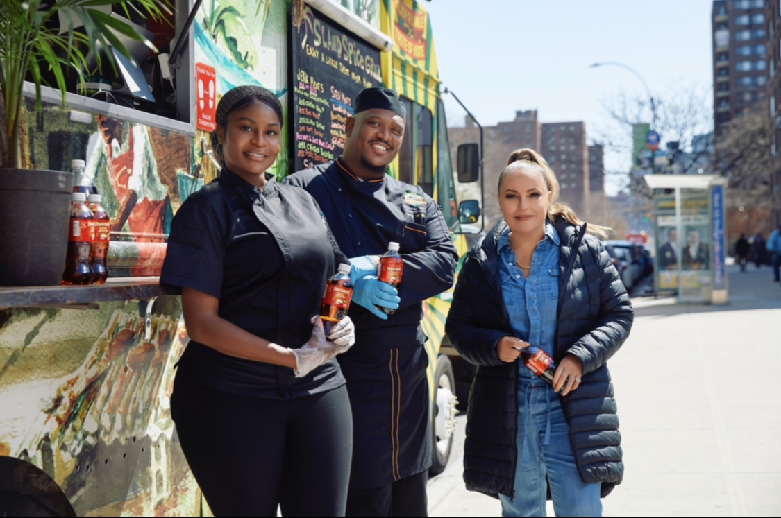 Angie Martinez & Manzanita Sol Team Up For $10K Free Food Giveback To NYC Food Trucks