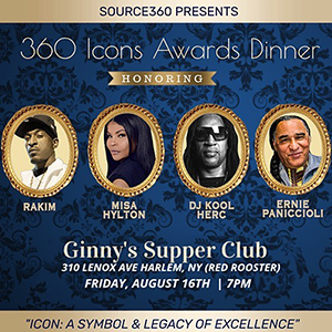 Join Chef Ed and SOURCE360 for An Unforgettable '360 Icons Awards Dinner'