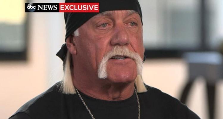 ABC Hulk Hogan  mm