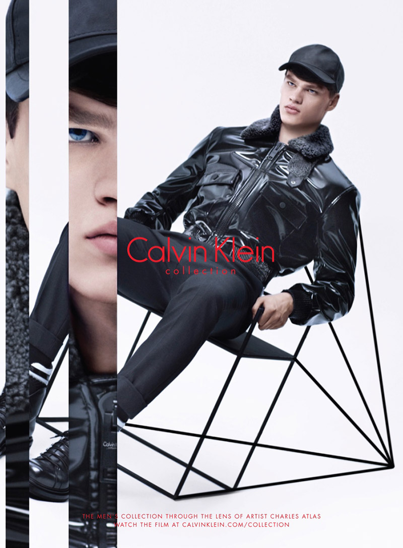 Calvin Klein Collection FW Campaign fy