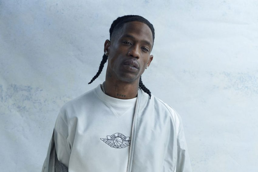 Travis Scott & Christian Dior Collab For Spring/Summer 2022 Men's Collection