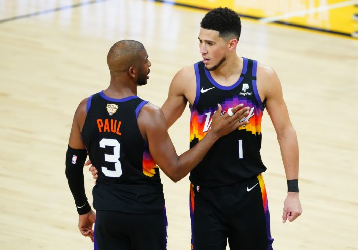 SOURCE SPORTS: Suns Win Game 1 Of The NBA Finals 118-105