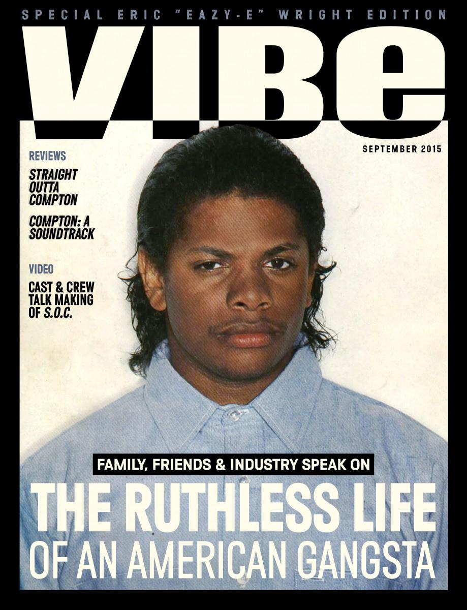 Eazy E VIBE Cover