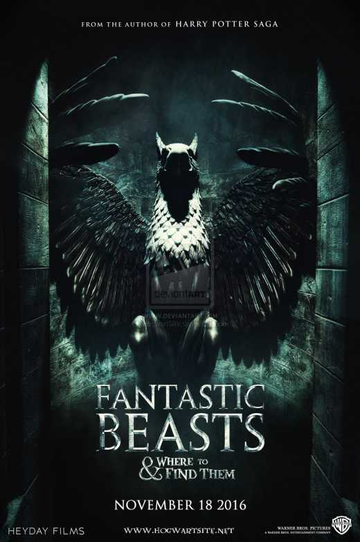 filming underway for fantastic beasts and where to find them the
