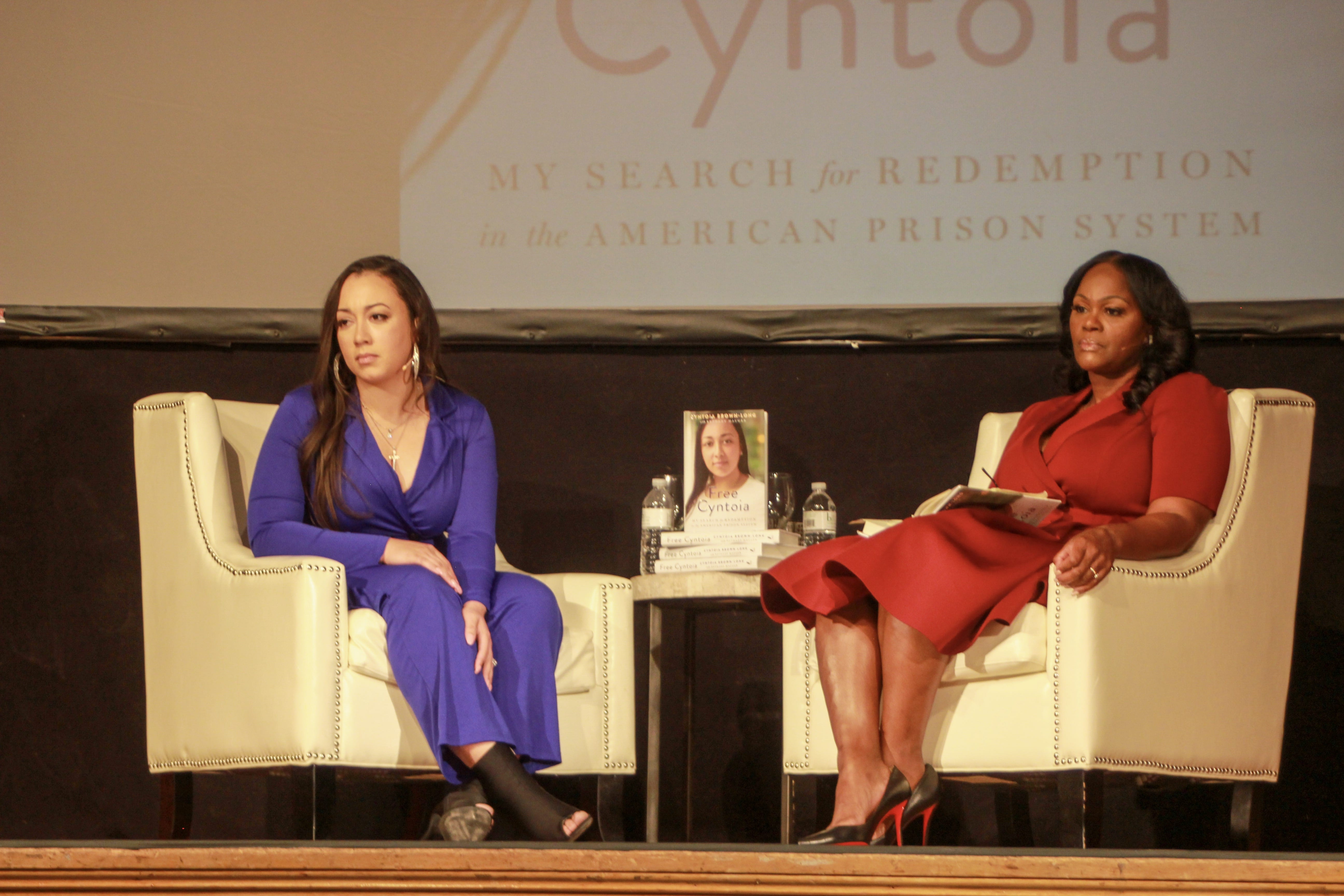 Cyntoia Brown-Long Explains the Power of Faith During First Public Appearance Since Prison Release