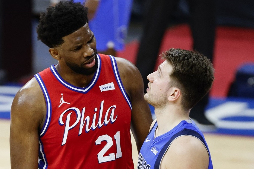 SOURCE SPORTS: Joel Embiid and Luka Doncic In Line For Super Max Deals