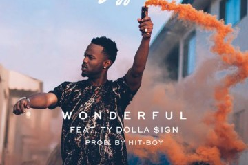 "Listen to Casey Veggies New Single ""Wonderful"" Feat. Ty Dolla $ign"