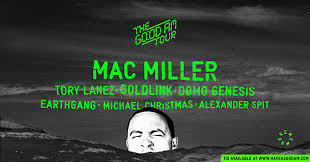 Mac Miller Good AM tour