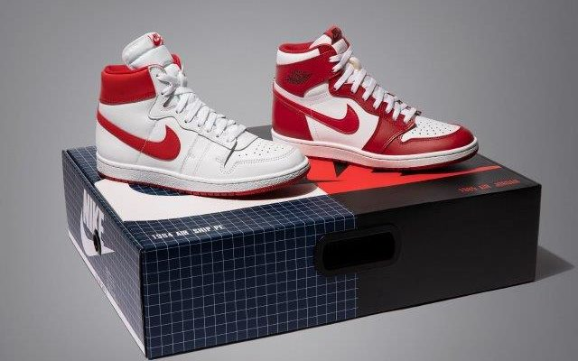 NikeNews NBAAll Star AIR JORDAN BEGINNINGS BOX SHOES OUTSIDE  V