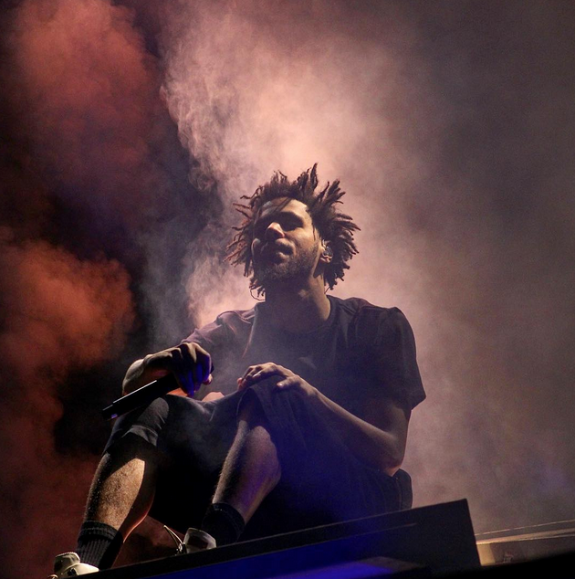 J Cole Is A Superstar Deal With It The Source