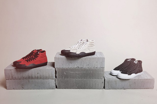 gosha rubchinskiy vans sk hi collection