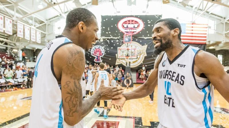 how to win a million dollars playing basketball the story of overseas elite and the basketball tournament