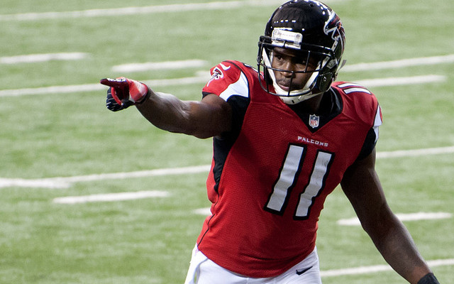 230d5b42964 WR Julio Jones Signs 5-Year Extension With Atlanta Falcons For ...