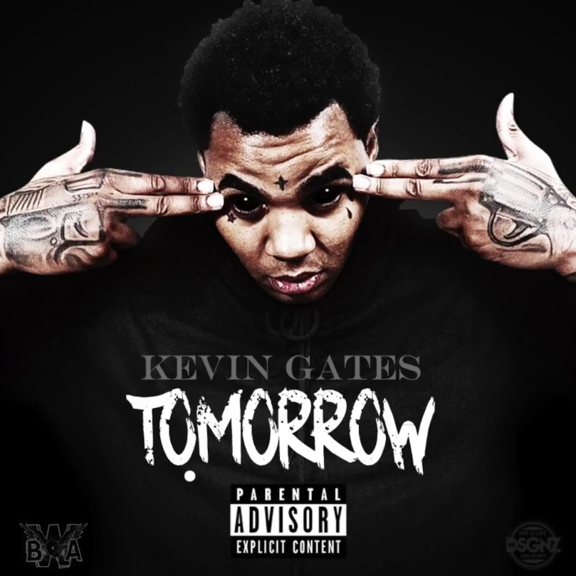 kevin gates tomorrow cover