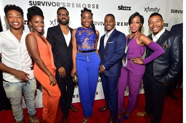 mike epps and tichina arnold talk survivor s remorse the source