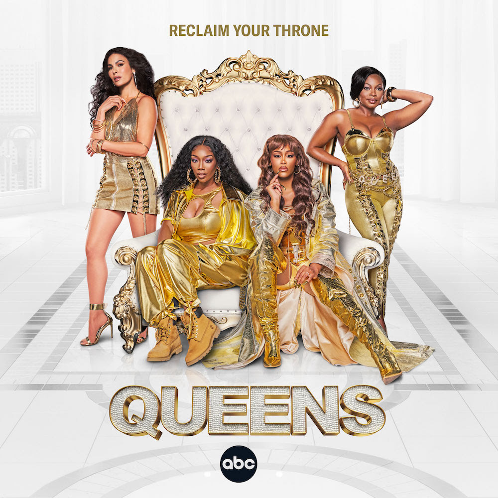 Eve, Brandy, Naturi Naughton and Nadine Velazquez Release 3 Tracks From New ABC Series 'Queens'