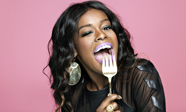 Azealia Banks Dropped From UK Festival After Offensive Tweets