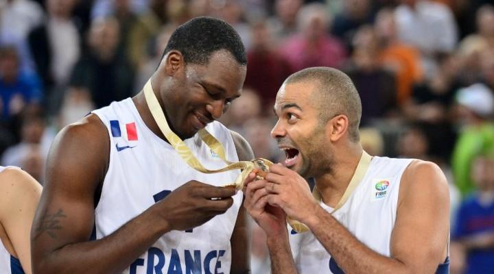 EuroBasket Bleus Parker