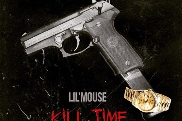 "Lil Mouse's ""Kill Time"" cover art"