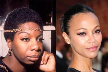 Zoe Saldana Tearfully Apologizes for Portraying Nina Simone in Biopic