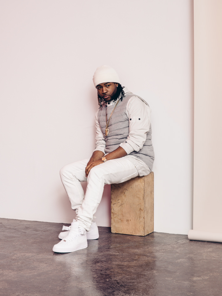 PARTYNEXTDOOR by Georgie Wood for The FADER