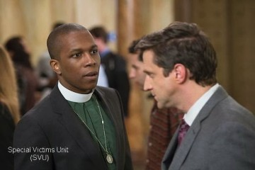 Leslie Odom Jr on Law and Order SVU Episode October Surprise 15006