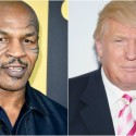 mike tyson donald trump