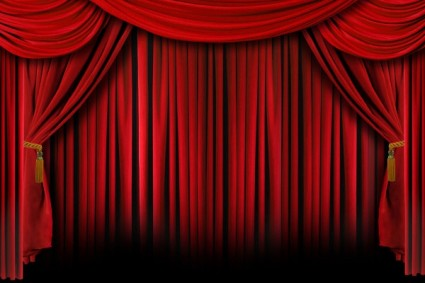 red_stage_curtain_hd_picture_165757