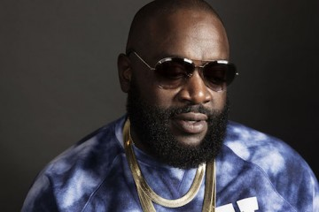 "This Nov. 11, 2014 photo shows rapper Rick Ross posing for a portrait at Def Jam In New York in promotion of his album ""Hood Billionaire,"" released on Monday, Nov. 24. (Photo by Victoria Will/Invision/AP, File)"