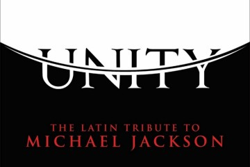 unity the latin tribute to michael jackson album cover