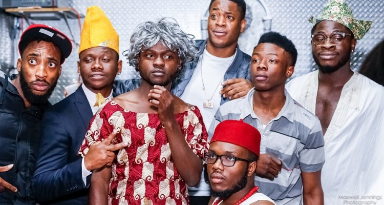 An Inside Look: African Princes of Comedy Tour
