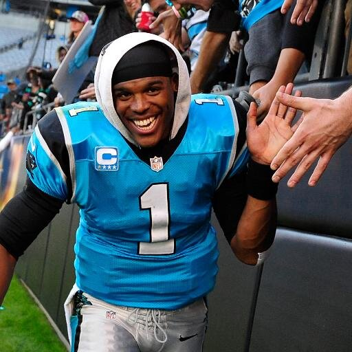 Cam Newton_Thanksgiving