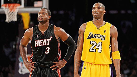 韋德:Kobe在季後賽中曾向我請教,掛斷電話之後我立馬陷入了瘋狂!-Haters-黑特籃球NBA新聞影音圖片分享社區