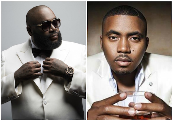 Rick Ross Nas The Source