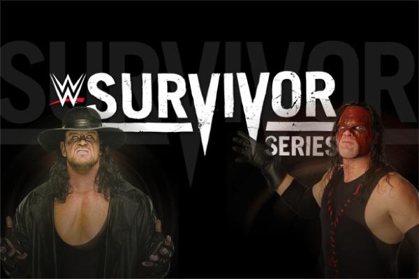 Survivor Series Header