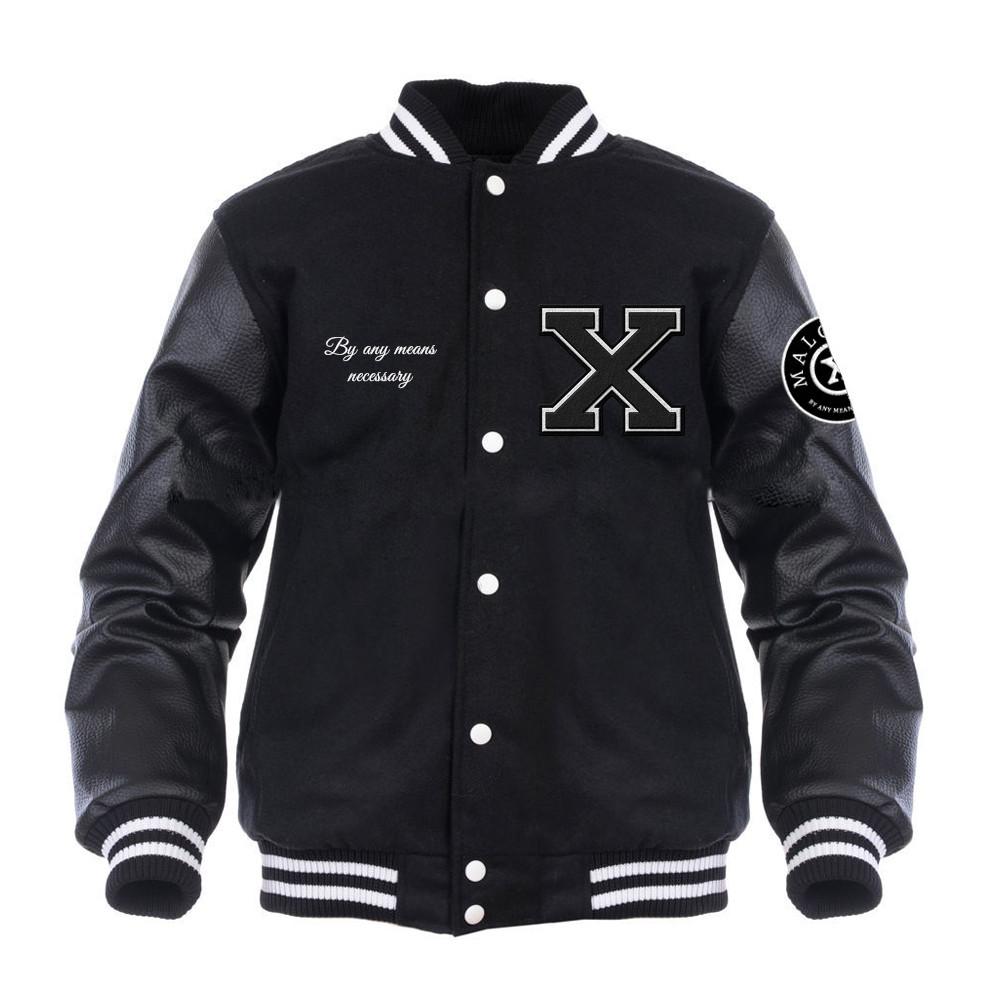 X Letterman Jacket $395