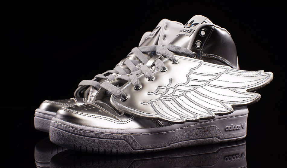 15 Best adidas jeremy scott wings shoes images | Wing shoes