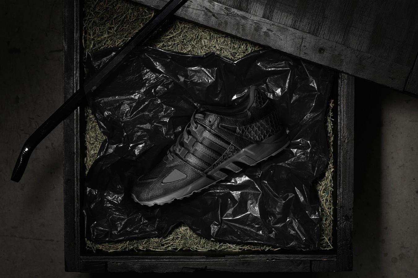 adidas Originals Eqt Support 93/17 Boost Men's Running Shoes
