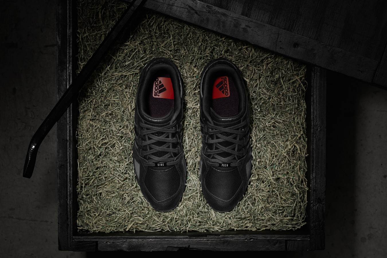 adidas originals pusha t black eqt running guidance