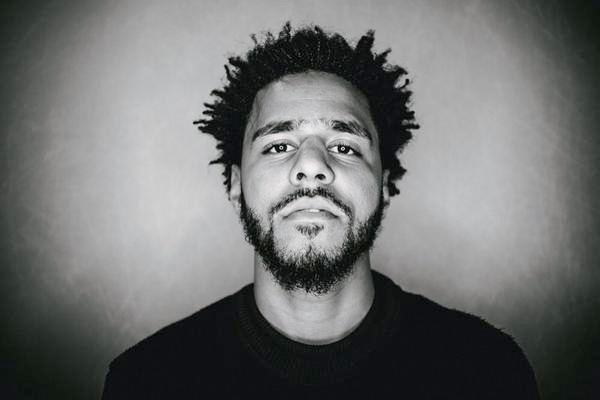 J Cole Eyebrows UnCovered with ...