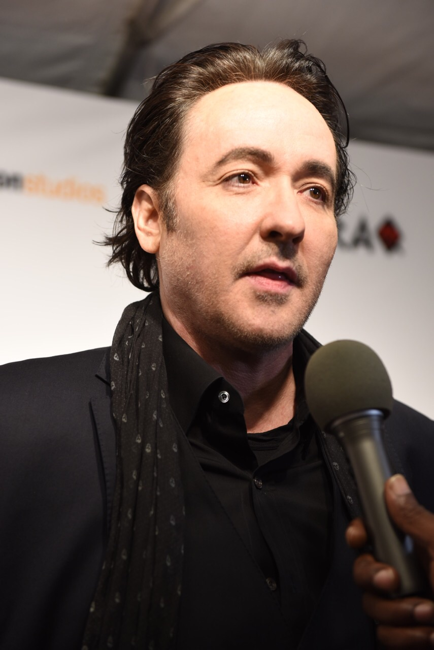 John Cusack - 'Chi-Raq' World Premiere, Chicago, November 22, 2015, The Chicago Theater Photo credit: Juan Anthony Images